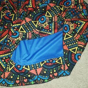 LuLaRoe Skirts - Lularoe lola skirt small